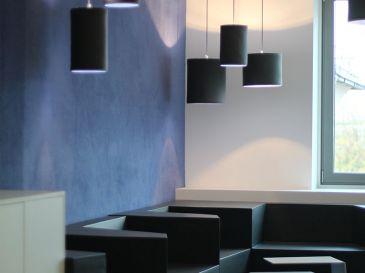 Lampen-Filz-Avantgarde