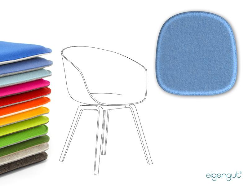 wohnen sitzkissen aus filz passend f r hay about a chair. Black Bedroom Furniture Sets. Home Design Ideas