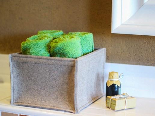 aufbewahrung schubladeneinsatz oder regalbox aus filz nach ma. Black Bedroom Furniture Sets. Home Design Ideas