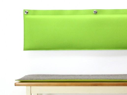 kissen an wand interior design und m bel ideen. Black Bedroom Furniture Sets. Home Design Ideas
