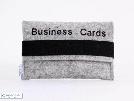 Visitenkartentasche Business Cards