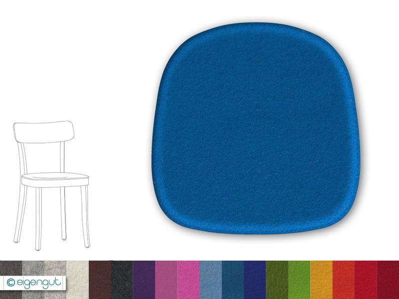 wohnen sitzkissen aus filz passend f r basel chair. Black Bedroom Furniture Sets. Home Design Ideas